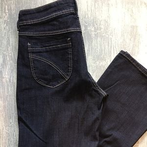 Riders by Lee Mid Rise Slim Fit Bootcut Jeans 16